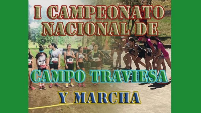Campeonato Nacional de Campo Traviesa y Marcha Atlética 2021