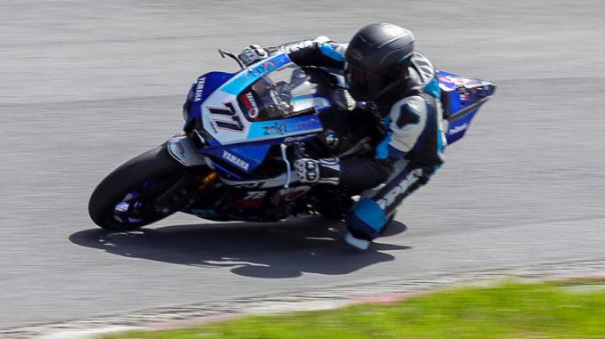 Campeonato Nacional de Motovelocidad - Leonardo Arguedas