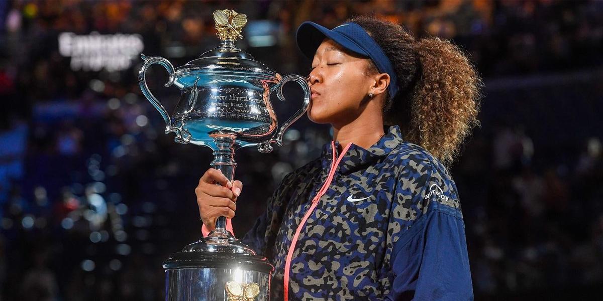 Naomi Osaka - Australian Open 2021