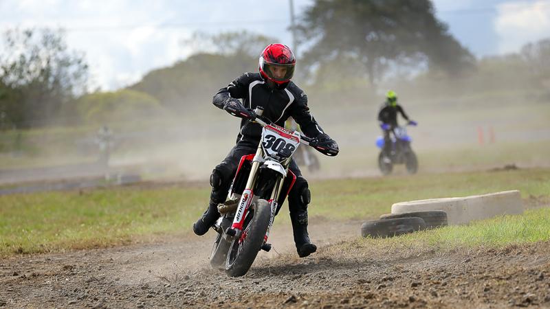SuperMoto A - Daniel Zamora