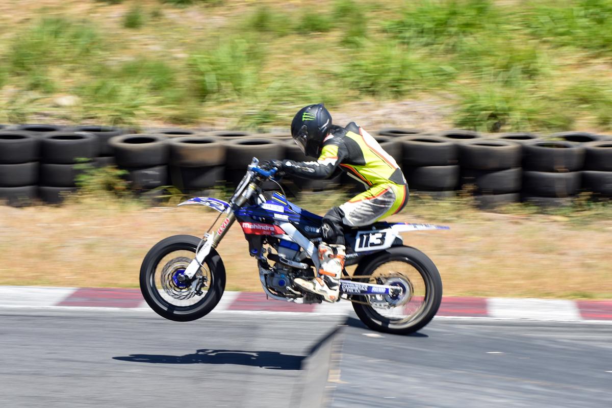 Campeonato Nacional de Motovelocidad Pirelli 2021 - I Fecha b