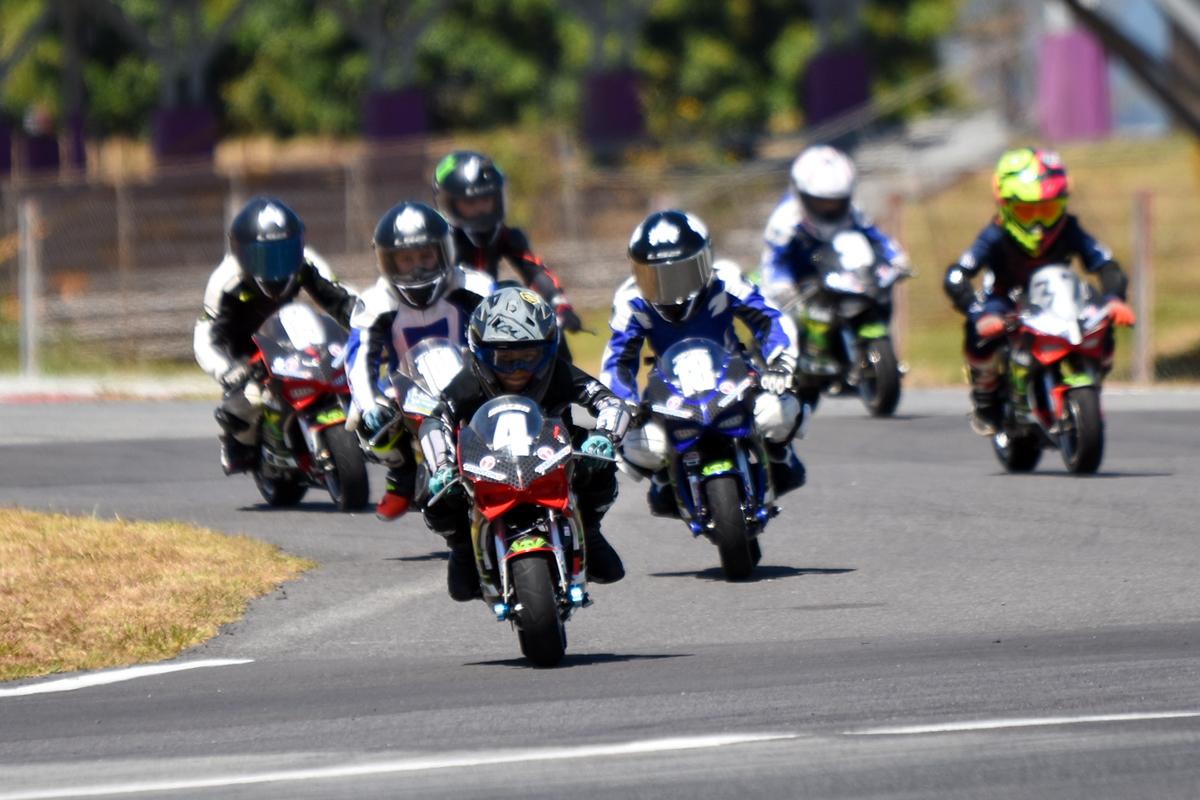 Campeonato Nacional de Motovelocidad Pirelli 2021 - I Fecha c