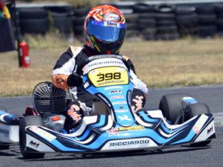 Isabella Valldeperas - Costa Rica Kart Championship - Campeonato de Verano 2021