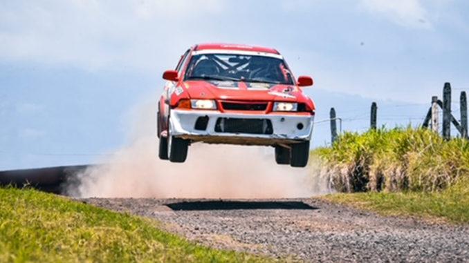 Campeonato Nacional de Rally - Primera fecha banner
