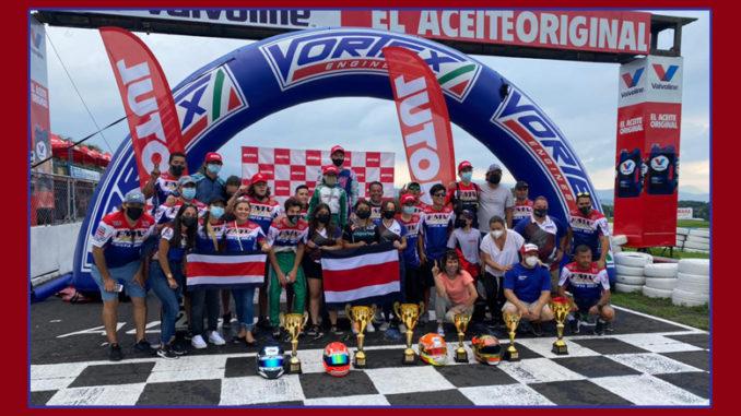 Costa Rica - Campeonato Centroamericano de Kartismo