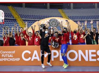 Costa Rica Futsal - Tricampeona del Premundial Futsal Concacaf - AccionyDeporte