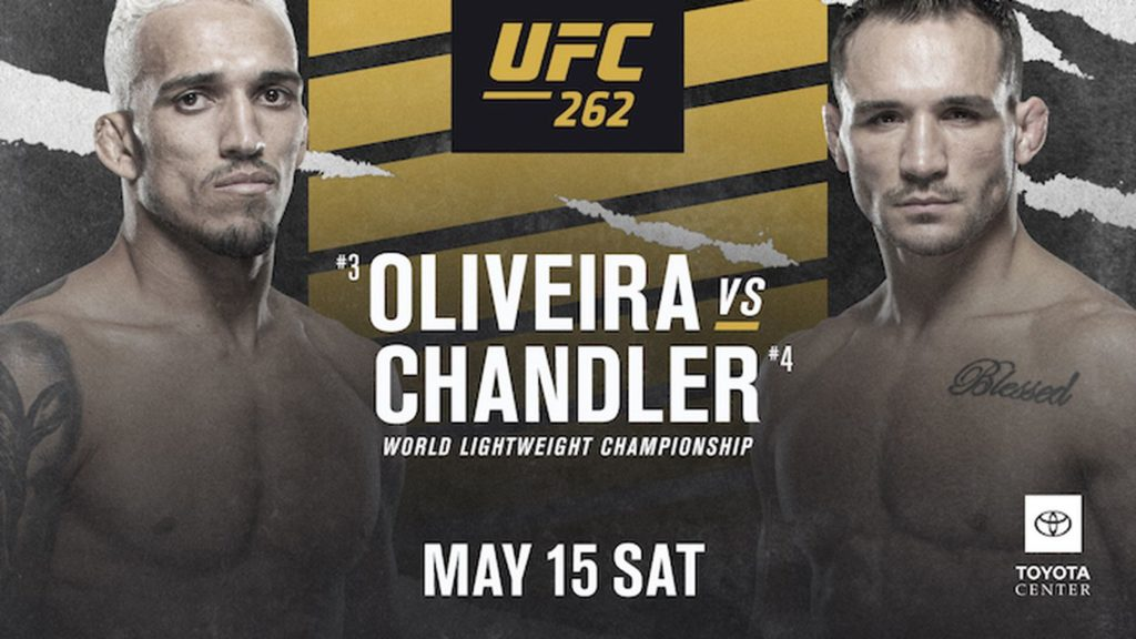 UFC 262 - Oliveira vs Chandler - AccionyDeporte