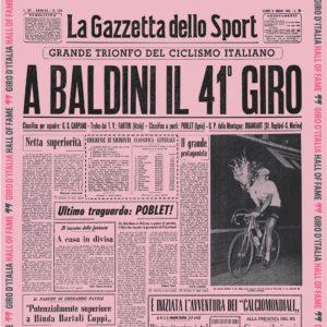 La Gazzeta dello Sport 1958