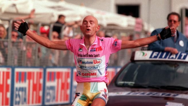 Marco Pantani - Mercatone Uno-Bianchi - Giro de Italia (1998)