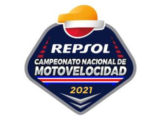 Campeonato Nacional de Motovelocidad Repsol 2021 - Logo - AccionyDeporte