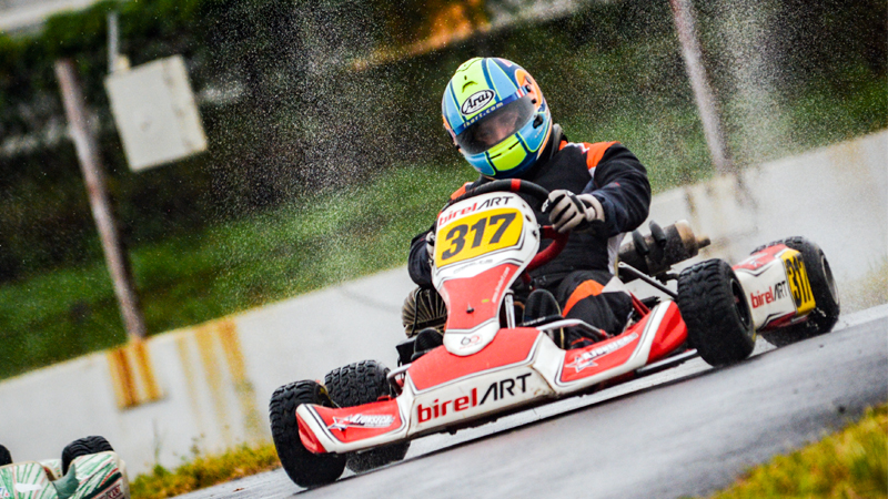 Costa Rica Kart Championship - Invierno 2021 primera fecha - Andrés Fonseca