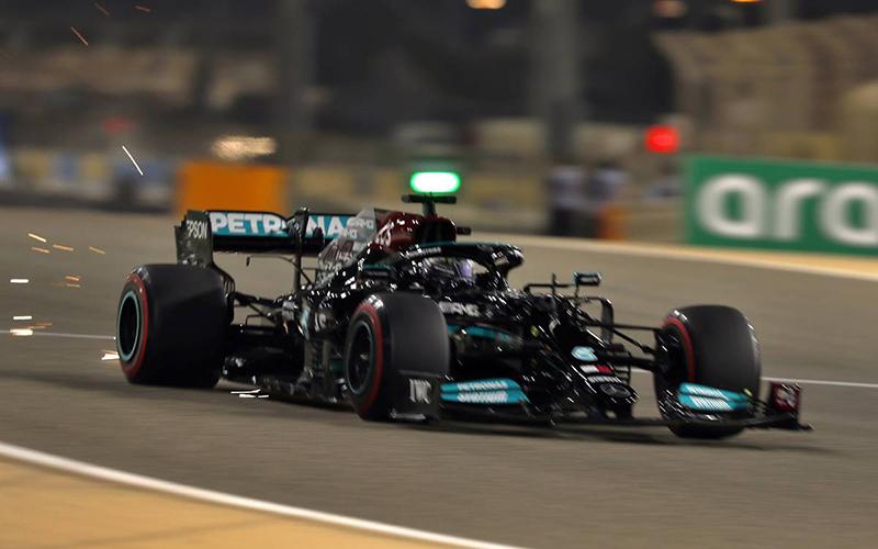 Formula 1 2021 - Gran Premio de Baréin - Lewis Hamilton