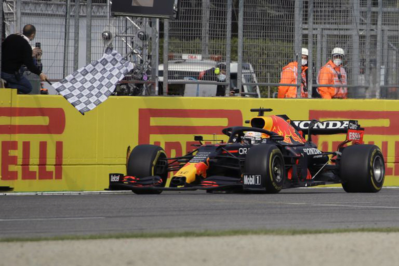 Formula 1 2021 - Gran Premio de Emilia-Romaña - Max Verstappen