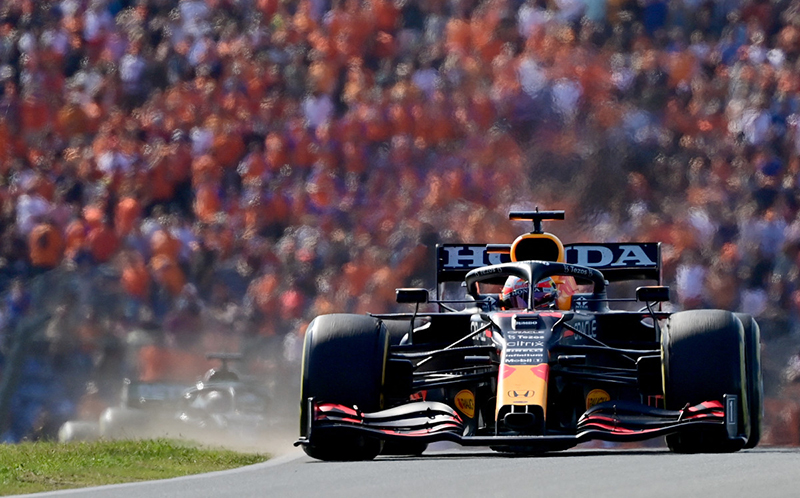 Max Verstappen - Formula 1 Gran Premio de Holanda 2021