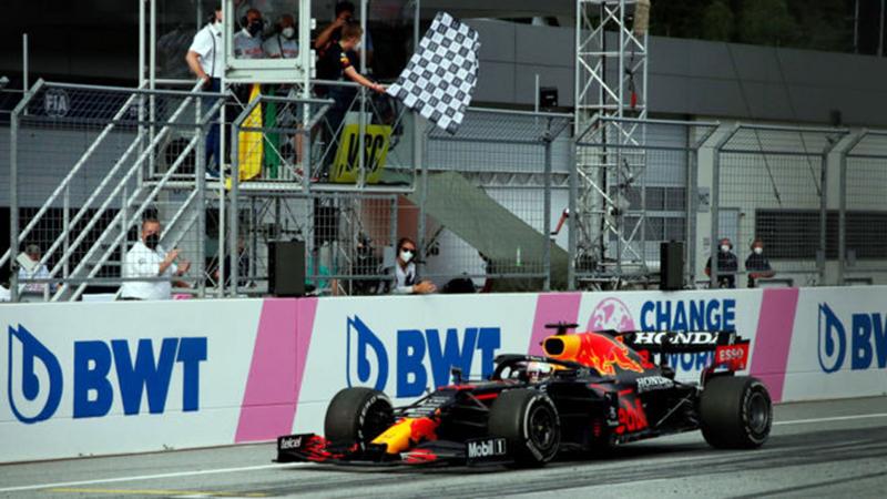 Max Verstappen - Gran Premio de Estiria 2021