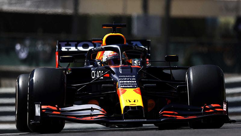 Max Verstappen - Gran Premio de Mónaco 2021