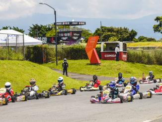 Torneo de invierno - Costa Rica Kart Championship 2021 - segunda jornada - AccionyDeporte