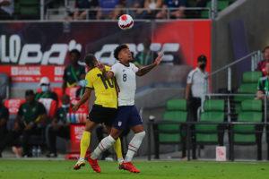 Rumbo a Qatar 2022 - Estados Unidos vs Jamaica - Bobby Reid y Mckennie