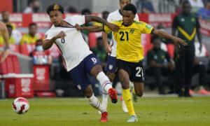 Rumbo a Qatar 2022 - Estados Unidos vs Jamaica - Tyreek Magee y Weston Mckenzie