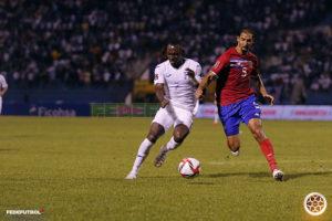 Ruta a Qatar 2021 - Honduras vs Costa Rica - Celso Borges