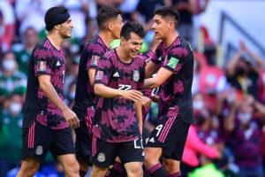 Ruta a Catar 2021 - México vs Honduras