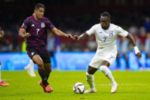 Ruta a Catar 2021 - México vs Honduras - Luis Romo y Alberth Ellis