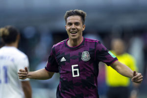 Ruta a Catar 2021 - México vs Honduras - Sebastián Cordova