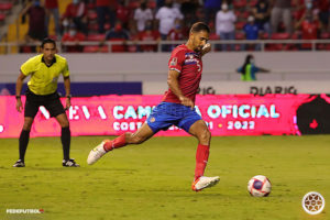 Ruta a Catar 2022 - Costa Rica vs El Salvador - Celso Borges