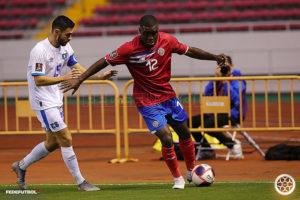 Ruta a Catar 2022 - Costa Rica vs El Salvador - Joel Campbell