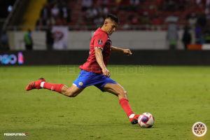 Ruta a Catar 2022 - Costa Rica vs El Salvador - Óscar Duarte
