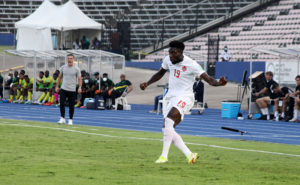 Ruta a Catar 2022 - Jamaica vs Canadá - Alphonso Davies
