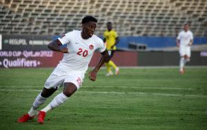 Ruta a Catar 2022 - Jamaica vs Canadá - Jonathan David