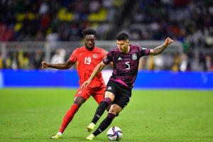 Ruta a Qatar 2022 - México vs Canadá - Alphonso Davies y Jorge Sánchez