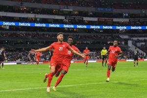 Ruta a Qatar 2022 - México vs Canadá - Jonathan Osorio