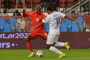 Ruta a Qatar - Concacaf - Canadá 1 a 1 Honduras