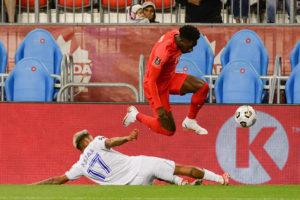 Ruta a Qatar - Concacaf - Canadá 1 a 1 Honduras c