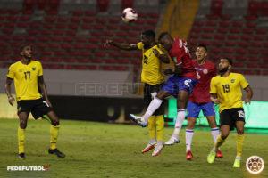 Ruta a Qatar - Concacaf - Costa Rica 1 a 1 Jamaica