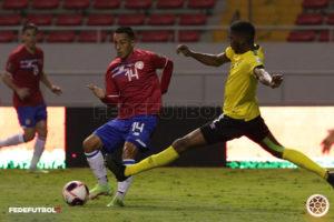 Ruta a Qatar - Concacaf - Costa Rica 1 a 1 Jamaica - Jimmy Marín
