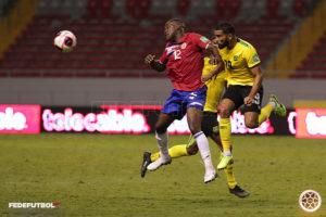 Ruta a Qatar - Concacaf - Costa Rica 1 a 1 Jamaica - Joel Campbell