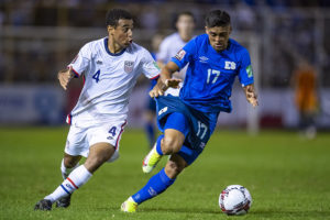 Ruta a Qatar - Concacaf - El Slvador 0 a 0 Estados Unidos - Tyler Adams y Jairo Henriquez