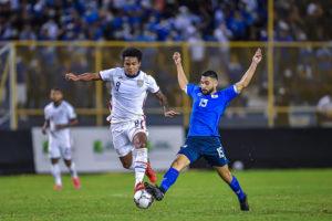 Ruta a Qatar - Concacaf - El Salvador 0 a 0 Estados Unidos - Weston McKennie y Alexander Roldan