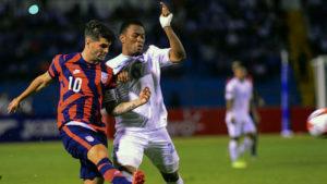 Ruta a Qatar - Concacaf - Honduras 1 a 4 Estados Unidos