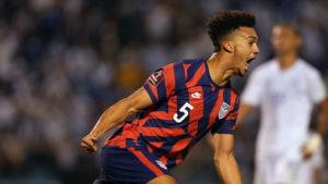 Ruta a Qatar - Concacaf - Honduras 1 a 4 Estados Unidos c
