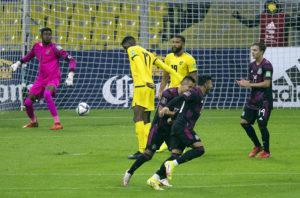 Ruta a Qatar - Concacaf - México 2 a 1 Jamaica - Alexis Vega