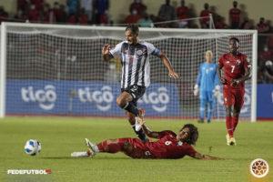 Ruta a Qatar - Concacaf - Panamá 0 a 0 Costa Rica - Celso Borges