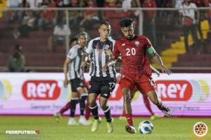 Ruta a Qatar - Concacaf - Panamá 0 a 0 Costa Rica - Randall Leal