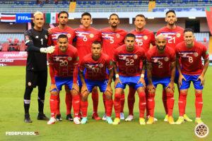 Ruta a Qatar - Concacaf - Selección de Costa Rica 5 septiembre 2021