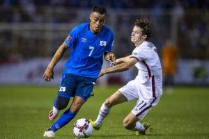 Ruta a Qatar - Concacaf - El Salvador 0 a 0 Estados Unidos - Darwin Ceren y Brenden Aaronson