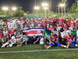 Sharks CRFL - Independencia Bowl - Cancún 2021 - AccionyDeporte
